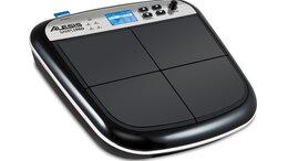 Барабанные палочки, щетки, руты - Барабанный MIDI-контроллер Alesis SamplePad, 0