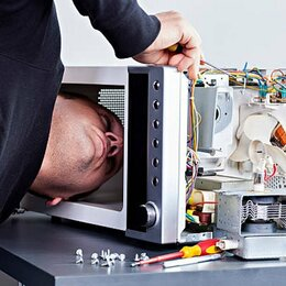 Ремонт и монтаж товаров - ремонт микроволновых печей , 0