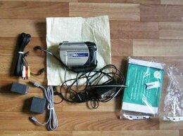 Видеокамеры - Видеокамера Sony DCR-DVD109E, 0