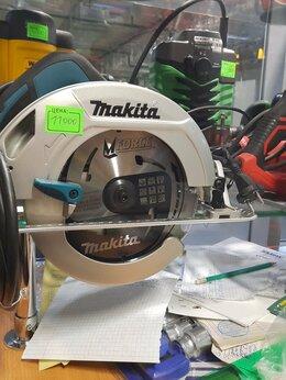 Дисковые пилы - Дисковая пила Makita HS7601, 0