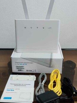 Оборудование Wi-Fi и Bluetooth - Готовый офис huawei B315 4g wi-fi роутер, 0