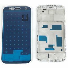 Прочие запасные части - Рамка под дисплей для Huawei G8 белая, 0
