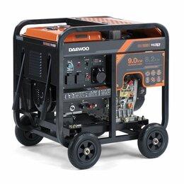 Электрогенераторы - Генератор дизельный Daewoo (Дэу) DDAE 11000XE, 0