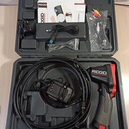 Измерительные инструменты и приборы - Система видеодиагностики Ridgid micro ca-300, 0