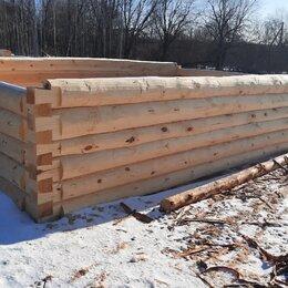 Готовые строения - Сруб бани 6 на 4 с доставкой и установкой, 0