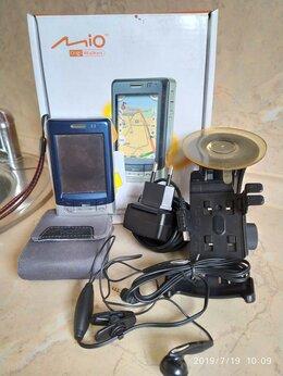 Мобильные телефоны - Коммуникатор MIO A502, 0