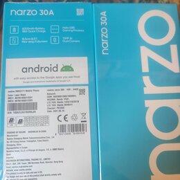Мобильные телефоны - Новый BBK Realme Narzo 30A 4\64 Гб, 0