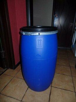 Бочки - Пластиковая бочка на 127 литров Б/У, 0