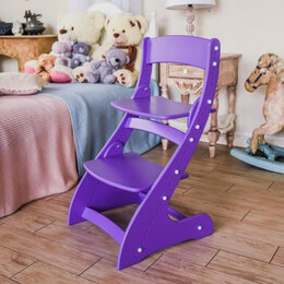 """Стульчики для кормления - Детский растущий стул от фабрики """"Кузя"""", 0"""