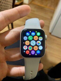 Умные часы и браслеты - Apple Watch 5 Series 40mm, 0