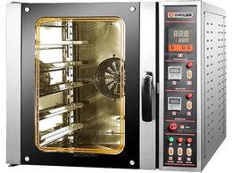 Жарочные и пекарские шкафы - Печь конвекционная Danler BQ-5E, 0