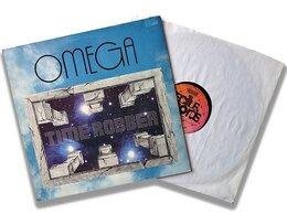 Виниловые пластинки - Omega - Time Robber 1976 LP - Пластинка, 0