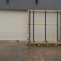 Заборы и ворота - Гаражные секционные ворота, 0