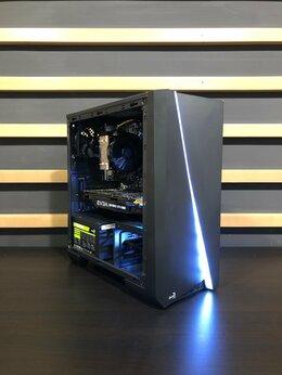 Настольные компьютеры - Игровой пк Intel core i3 10100F AMD RX 550, 0