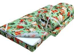 Матрасы - Матрас поролоновый на диван кровать раскладушку…, 0