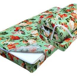 Матрасы - Матрас поролоновый на диван кровать раскладушку новый, 0