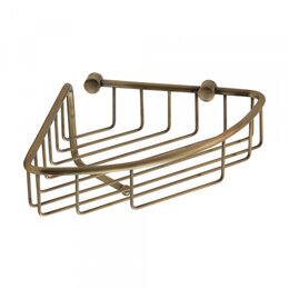 Полки, шкафчики, этажерки - Полка 22 см Basket Veragio VR.GFT-9055.BR, 0