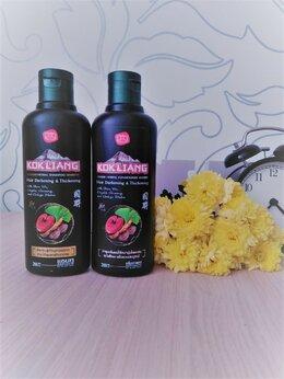 Шампуни - Для темных волос комплекс органический Kokliang…, 0