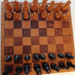Настольные игры - Шахматы дерево СССР, 0