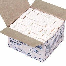 Упаковочные материалы - Мел бел квадратный ПИФАГОР 227440 /100шт/уп /1/8, 0