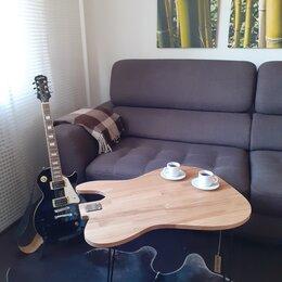 Столы и столики - Столик журнальный из массива. Авторская работа., 0