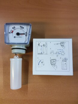 Элементы систем отопления - Указатель уровня топлива механический AFRISO, 0