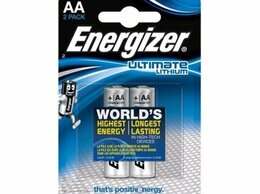 Батарейки - Элемент питания Energizer Ultimate Lithium L91…, 0