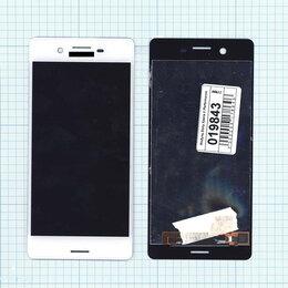 Дисплеи и тачскрины - Модуль - для Sony Xperia X Performance белый,…, 0