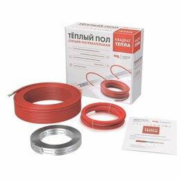 Электрический теплый пол и терморегуляторы - Секция СТН КС- 55,0 м/1000Вт, 0