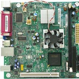 Материнские платы - Материнская плата с процессором Intel D945GCLF, 0