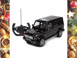 Радиоуправляемые игрушки - Машинка внедорожник джип на радиоуправлении Гелик, 0