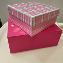 Подарочная упаковка - Коробка подарочная, 0
