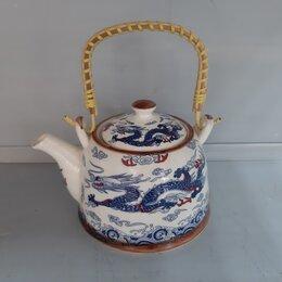 Заварочные чайники -  Чайник с драконами, 0