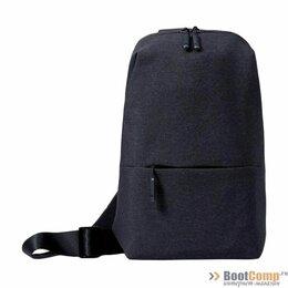 "Рюкзаки - Рюкзак Xiaomi Mi City Sling Bag 10"" (Dark Grey), 0"