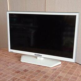 """Телевизоры - Телевизор Голд Стар 19"""" белый, 0"""