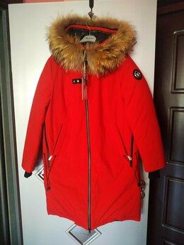 Куртки - Новая зимняя парка Velvet Season, 46 р, 0