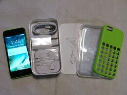 Мобильные телефоны - Продам iPhone 5C A1507 салатовый оригинал, 0