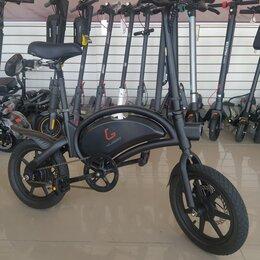Мототехника и электровелосипеды - Электровелосипед Kugoo v1 jilong, 0