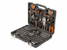Наборы инструментов и оснастки - Набор инструментов A-Tool 123 предмета, 0