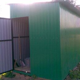 Готовые строения -   хозблоки  пристрои  заборы веранды из дерева или  профлиста, 0
