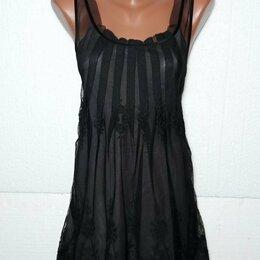 Платья - Платье. Шифон. UK- 14 или 46-48., 0