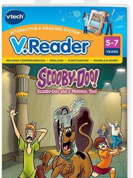 Игры для приставок и ПК - Игра для приставки V.Reader -  Scooby Doo, 0