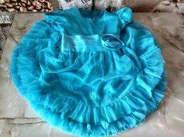 Платья и сарафаны - Нарядные платьица для девчушки, 0