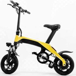 Мототехника и электровелосипеды - Электровелосипед GreenCamel Carbon T3 , 0