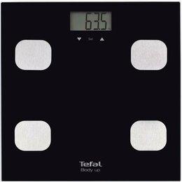 Напольные весы - Смарт-весы Tefal измерят все-вес, жир, мышцы.Новые, 0
