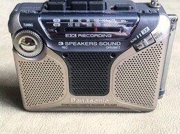 Цифровые плееры - Panasonic RQ-A320 Stereo Radio Cassette Recorder, 0