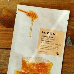 Маски - Маска тканевая с маточным молочком Mizon Корея, 0