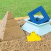 Формочки для 3-уровневых пирамид из песка и снега Quut Pira по цене 1095₽ - Развивающие игрушки, фото 2