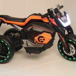 Электромобили - Детский электромобиль Трицикл X222XX, 0