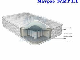 Матрасы - Матрас ортопедический(Элит П/1), 0
